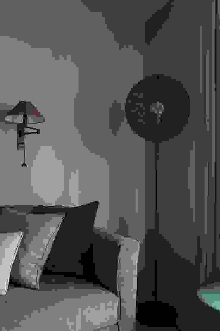 Квартира в Химках Спальня в стиле модерн от Дизайн бюро Татьяны Алениной Модерн