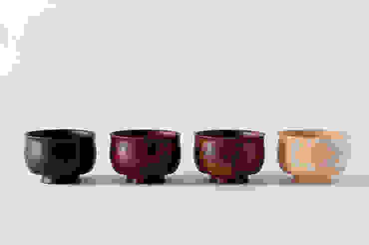 汁碗: KENICHIRO OOMORI MOVING DESIGNが手掛けた現代のです。,モダン