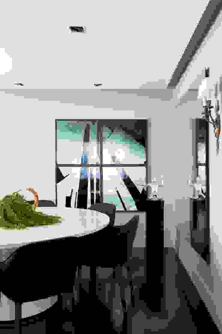 現代  by Maurício Karam Arquitetura , 現代風