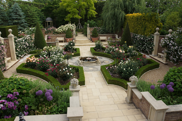 bởi Royal Stuart Garden Trust Kinh điển