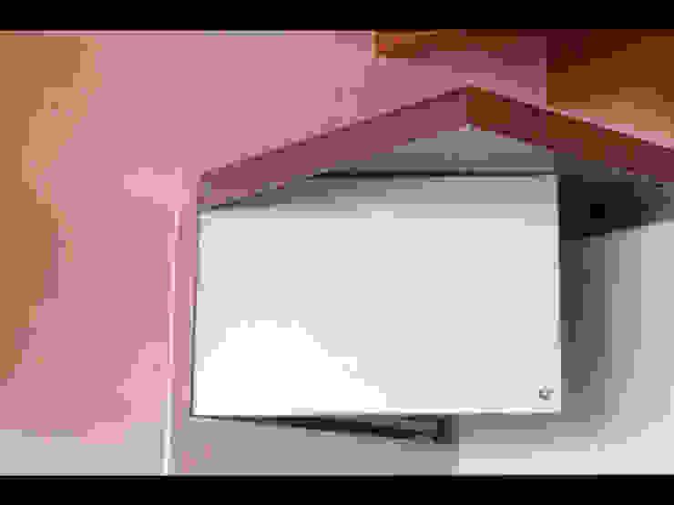 ハニカムコアハウス家具: 株式会社 伊坂デザイン工房が手掛けた折衷的なです。,オリジナル