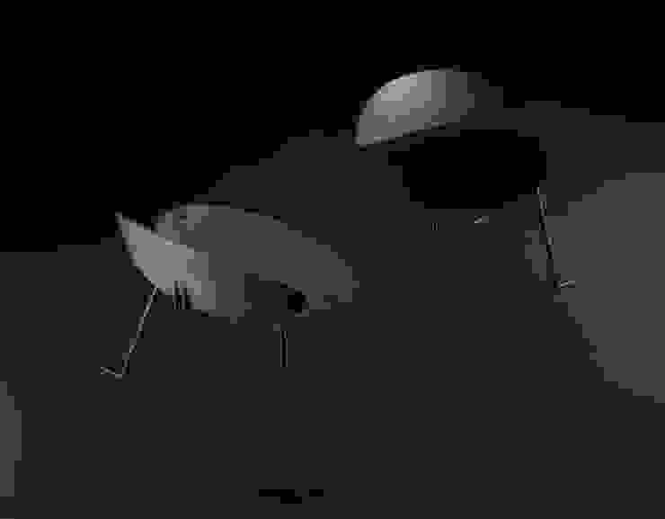 KAGU1(製作IDE'E): 株式会社 伊坂デザイン工房が手掛けた折衷的なです。,オリジナル