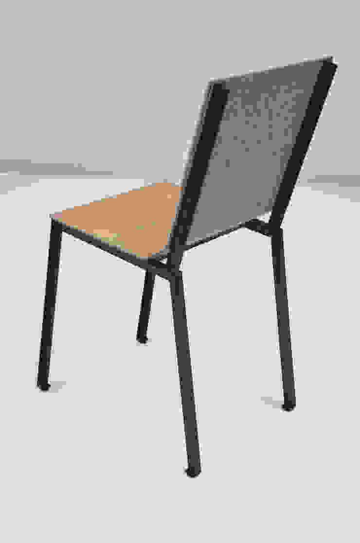T-stoel van Firma 400 Industrieel
