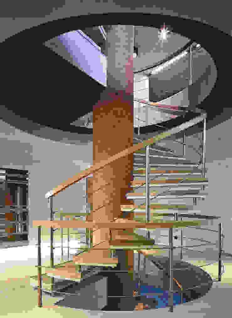 Лестница (DZ)M Интеллектуальный Дизайн Коридор, прихожая и лестница в модерн стиле