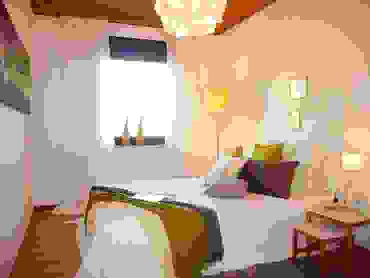 Sanierte 3-Zimmerwohnung im beschaulichen Herten-Westerholt zu verkaufen! Moderne Schlafzimmer von Jokiel Immobilien Modern
