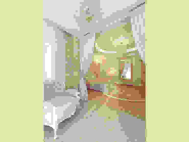 Особняк город Тобольск. Tutto design Спальня в классическом стиле