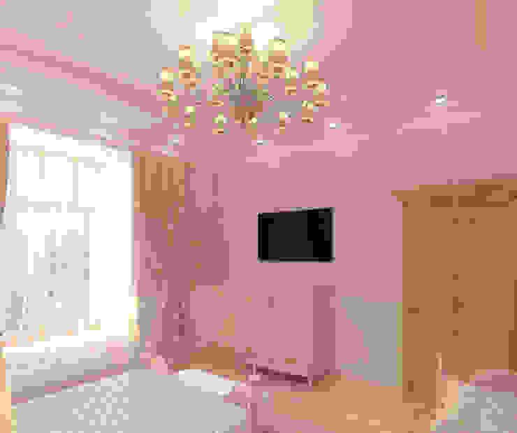 Особняк город Тобольск. Детская комнатa в классическом стиле от Tutto design Классический