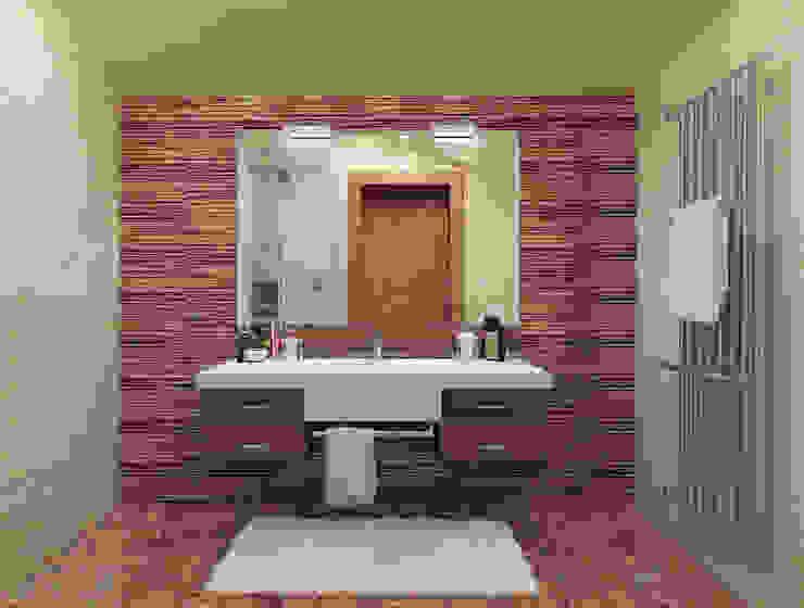 Tutto design의  욕실, 미니멀