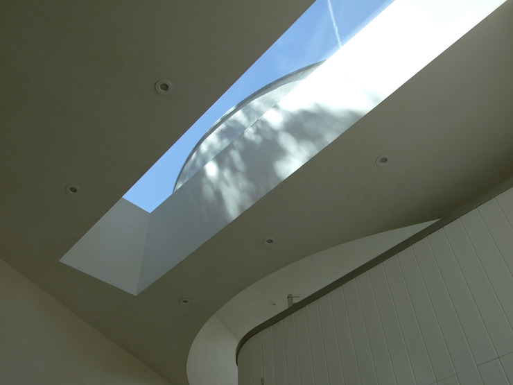 30 Cardozo Road - rooflight Jack Woolley Вікна