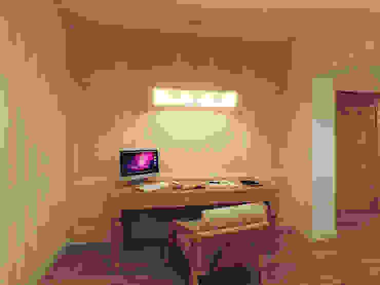 Особняк город Тобольск. Tutto design Рабочий кабинет в классическом стиле
