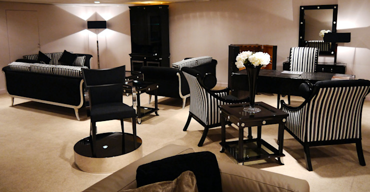 Moonlight Collection Comedores de estilo moderno de Wing Chair S.A. Moderno