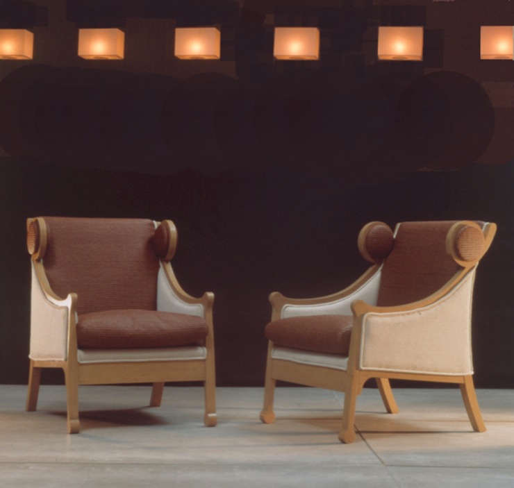 Collection Contemporany 'Del Mar' de Wing Chair S.A. Moderno