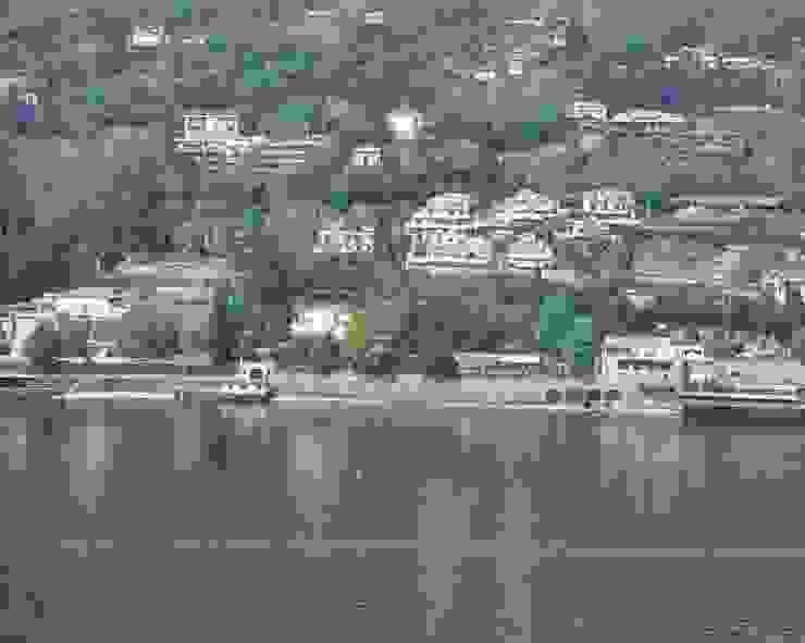 Villa Socotina – Como Lake Archiluc's - Studio di Architettura Stefano Lucini Architetto Klassische Häuser