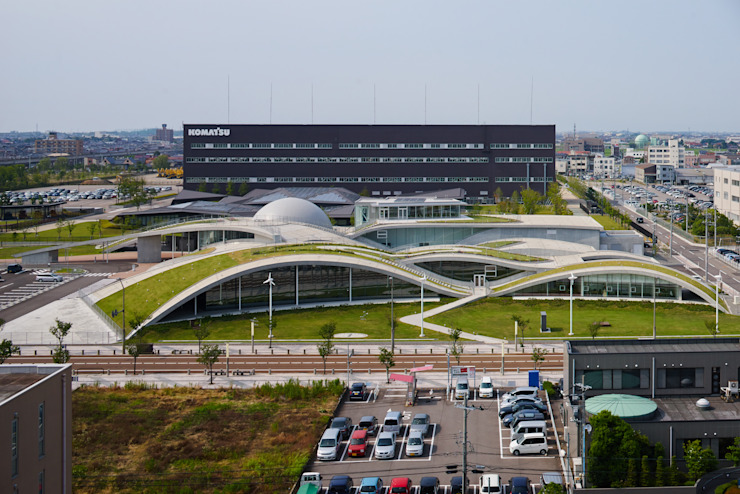 Science Hills Komatsu の Urban Architecture Office.INC オリジナル