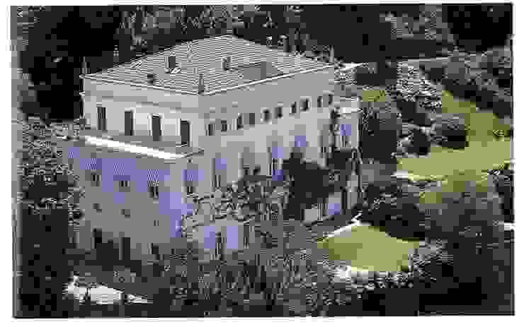 Villa Belvedere - Blevio Como Lake Archiluc's - Studio di Architettura Stefano Lucini Architetto Classic style houses