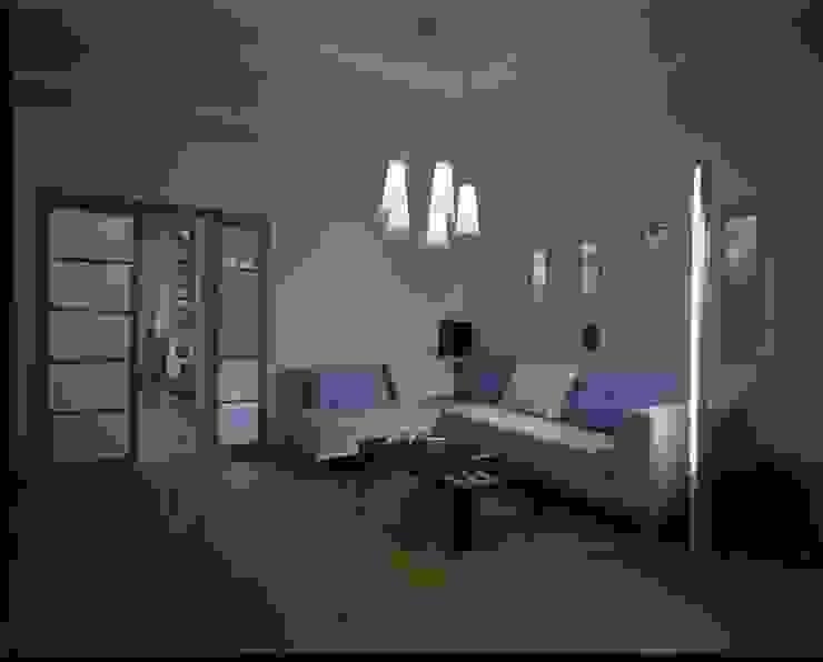 Гостиная. Гостиная в стиле минимализм от KRAUKLIT VALERII Минимализм