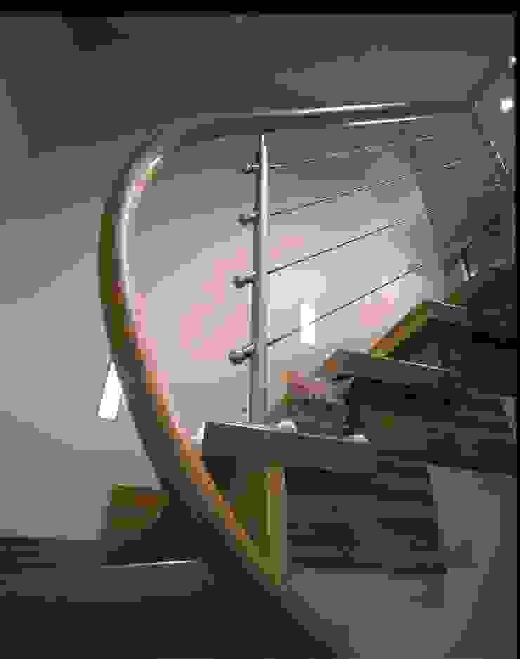 Лестница. Коридор, прихожая и лестница в стиле минимализм от KRAUKLIT VALERII Минимализм