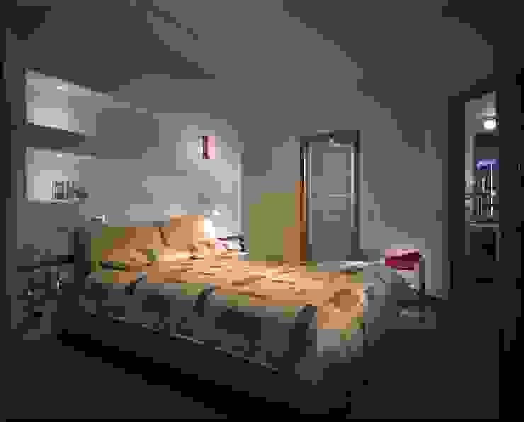 Спальня. Спальня в стиле минимализм от KRAUKLIT VALERII Минимализм