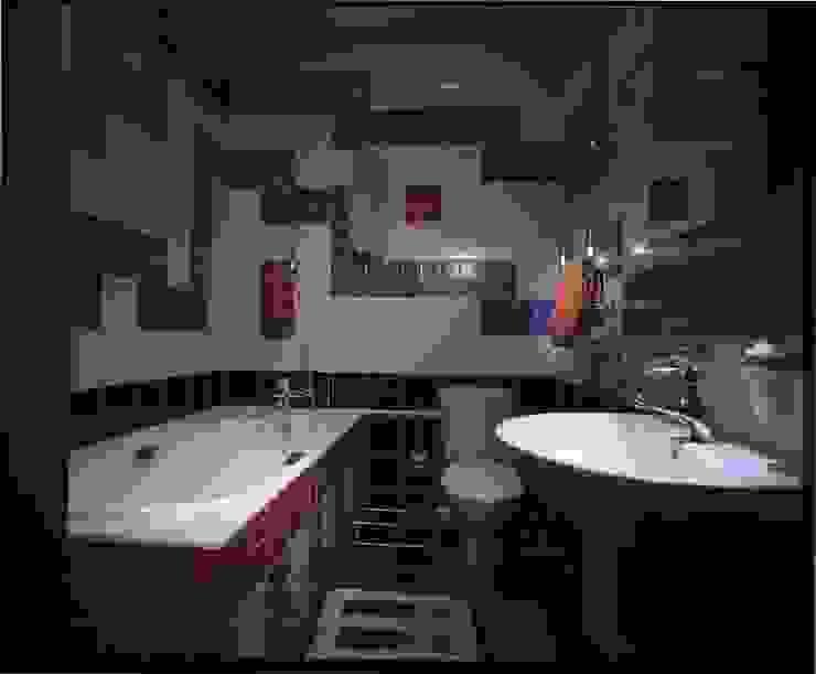 Ванная комната. Ванная комната в стиле минимализм от KRAUKLIT VALERII Минимализм