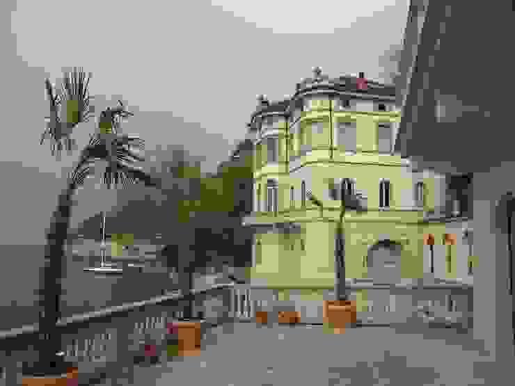 Villa Taglioni – Blevio Como Lake Archiluc's - Studio di Architettura Stefano Lucini Architetto Classic style houses