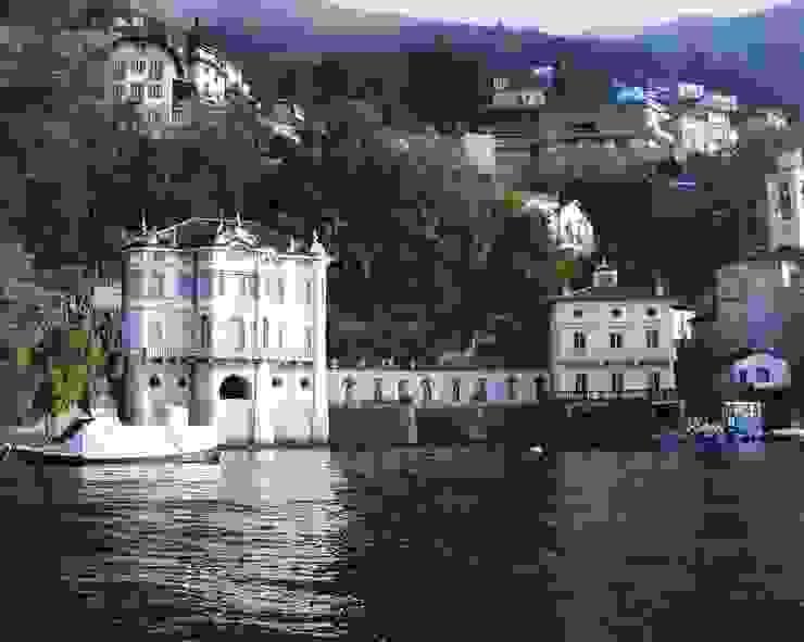Villa Taglioni - Blevio Como Lake Archiluc's - Studio di Architettura Stefano Lucini Architetto Classic style houses