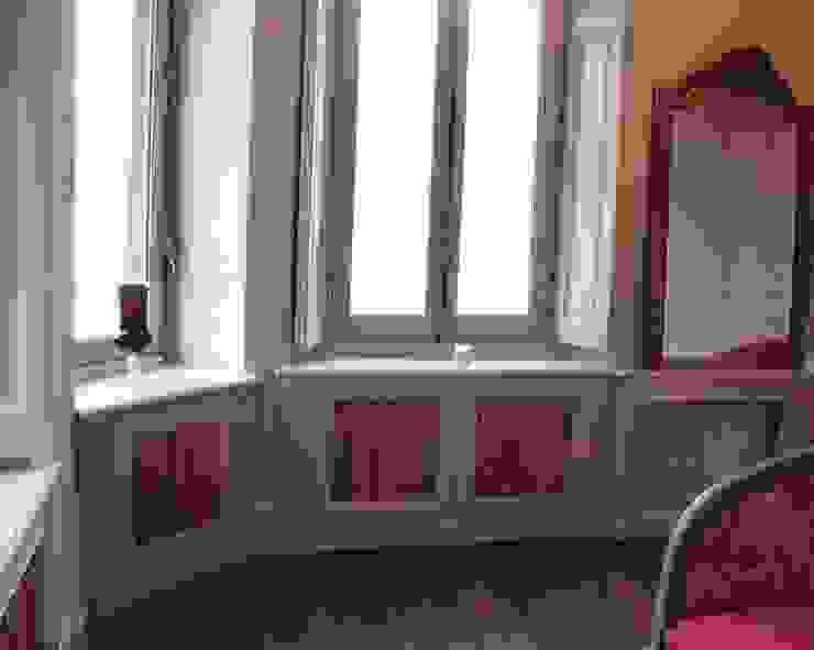 Villa Taglioni – Blevio Como Lake Archiluc's - Studio di Architettura Stefano Lucini Architetto Classic style bedroom