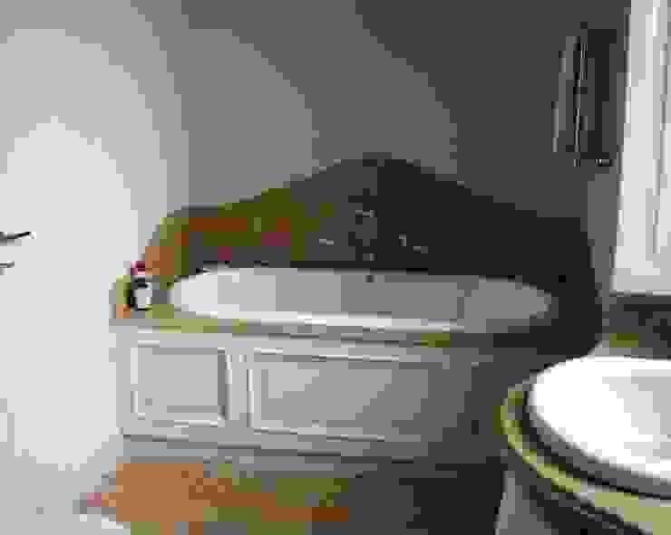 Villa Taglioni – Blevio Como Lake Archiluc's - Studio di Architettura Stefano Lucini Architetto Classic style bathroom