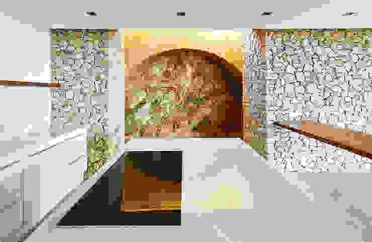 Juncal & Rodney house Cocinas de estilo mediterráneo de Pepe Gascón arquitectura Mediterráneo