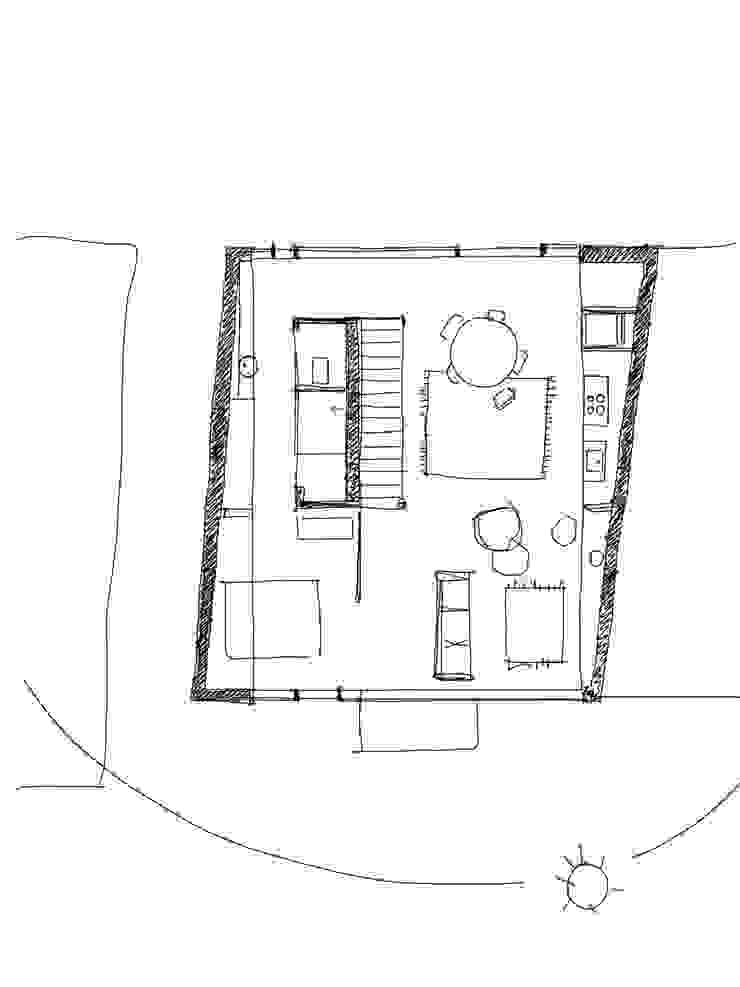 Casa Migdia de Sau Taller d'Arquitectura