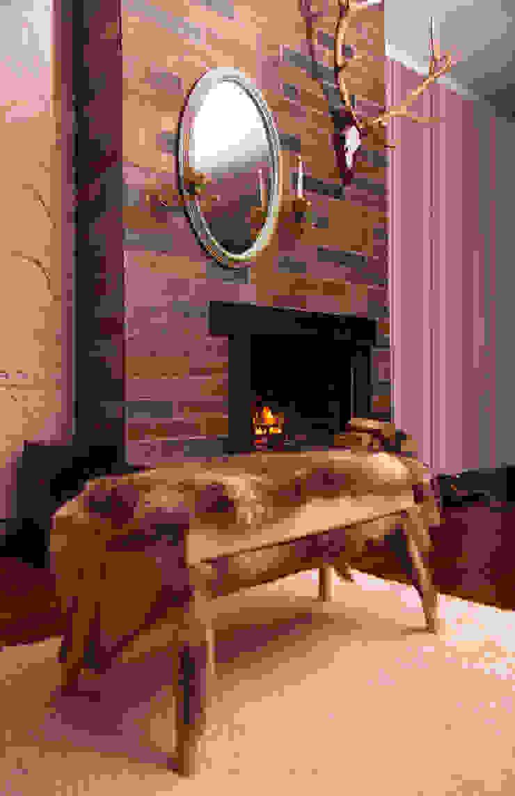 Livestock stool (Rudolf) van Product Design - Tijn van Orsouw Rustiek & Brocante