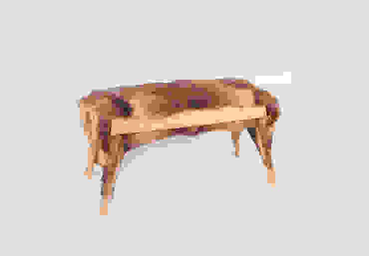 Livestock bench (Rudolf) van Product Design - Tijn van Orsouw Rustiek & Brocante