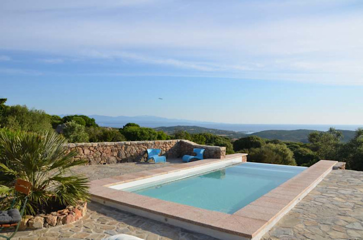 Hoteles de estilo mediterráneo de Hesselbach GmbH Mediterráneo