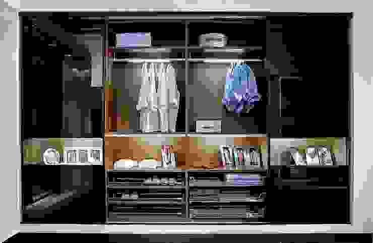 غرفة الملابس تنفيذ PARGA WOHNKONZEPT GMBH