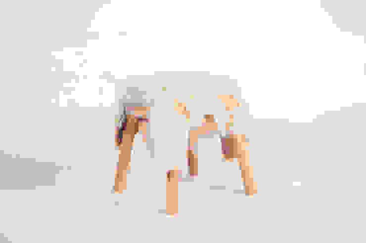 Livestock stool (Little Shaun) van Product Design - Tijn van Orsouw Rustiek & Brocante