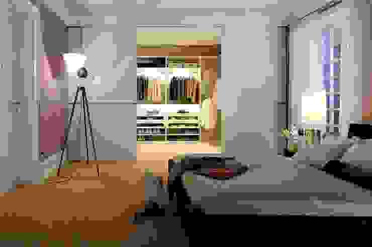 Parga Wohnkonzept Moderne Schlafzimmer von PARGA WOHNKONZEPT GMBH Modern