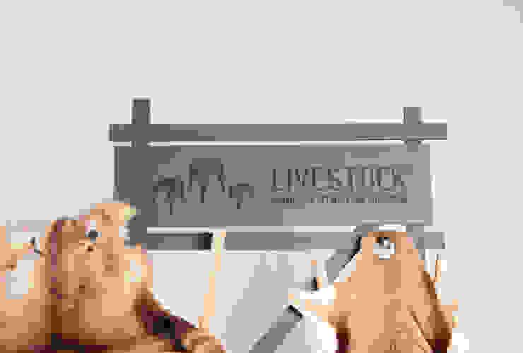 Livestock sign van Product Design - Tijn van Orsouw