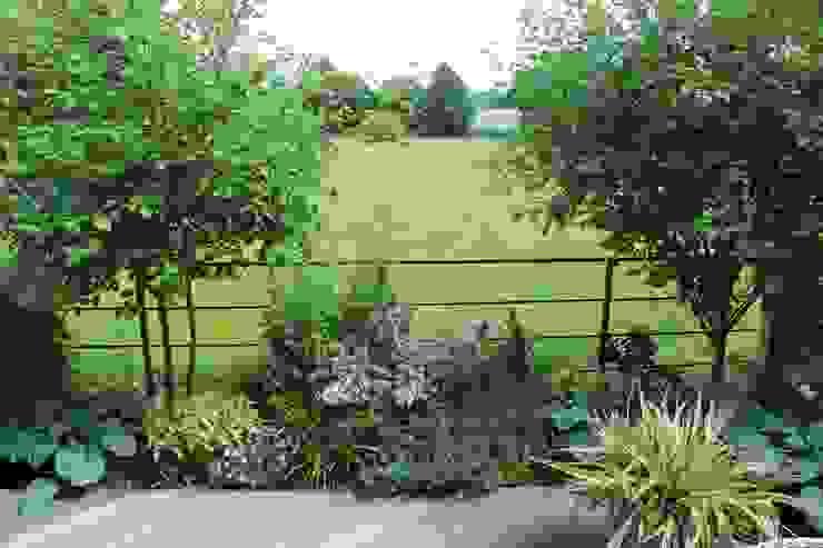 View across fields by Dawn Garden Design