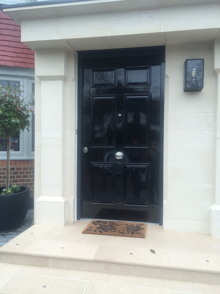 Richmond Classic style windows & doors by Stronghold Security Doors Classic
