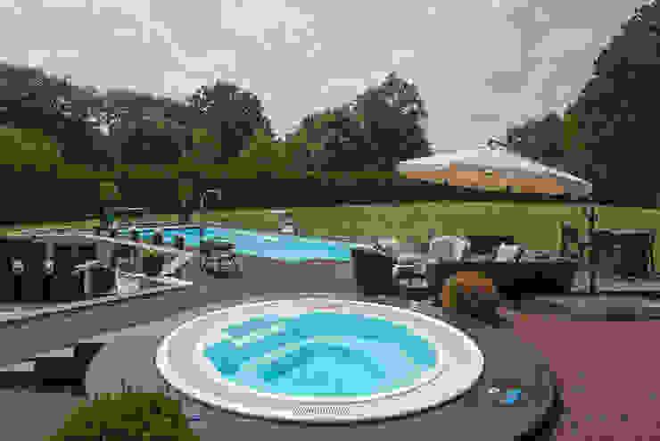 Outdoor Whirlpool von Hesselbach GmbH Modern