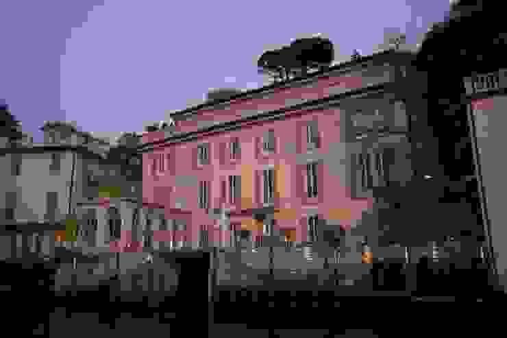 Villa Silva - Torno Lago di Como Case classiche di Archiluc's - Studio di Architettura Stefano Lucini Architetto Classico
