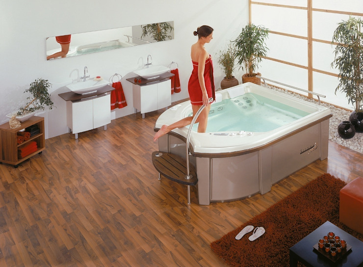 Hot Tubs by Hesselbach GmbH,