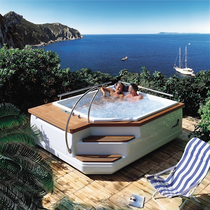 Hot Tubs by Hesselbach GmbH