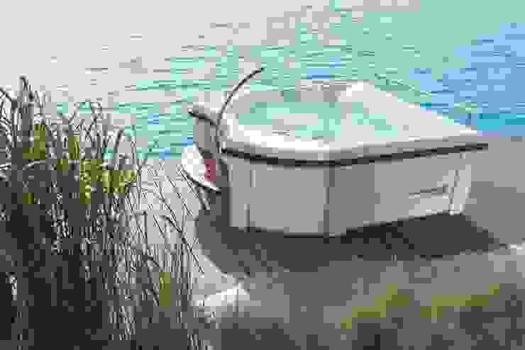 Whirlpool Outdoor von Hesselbach GmbH Modern