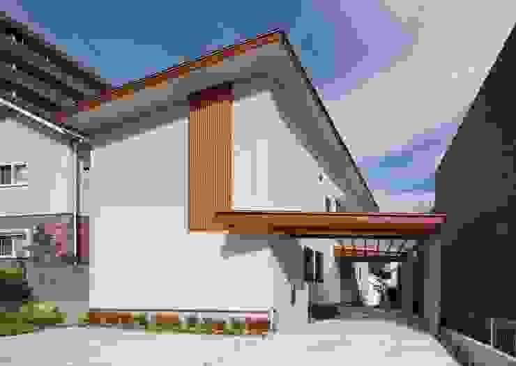 Garasi Modern Oleh 森建築設計室 Modern