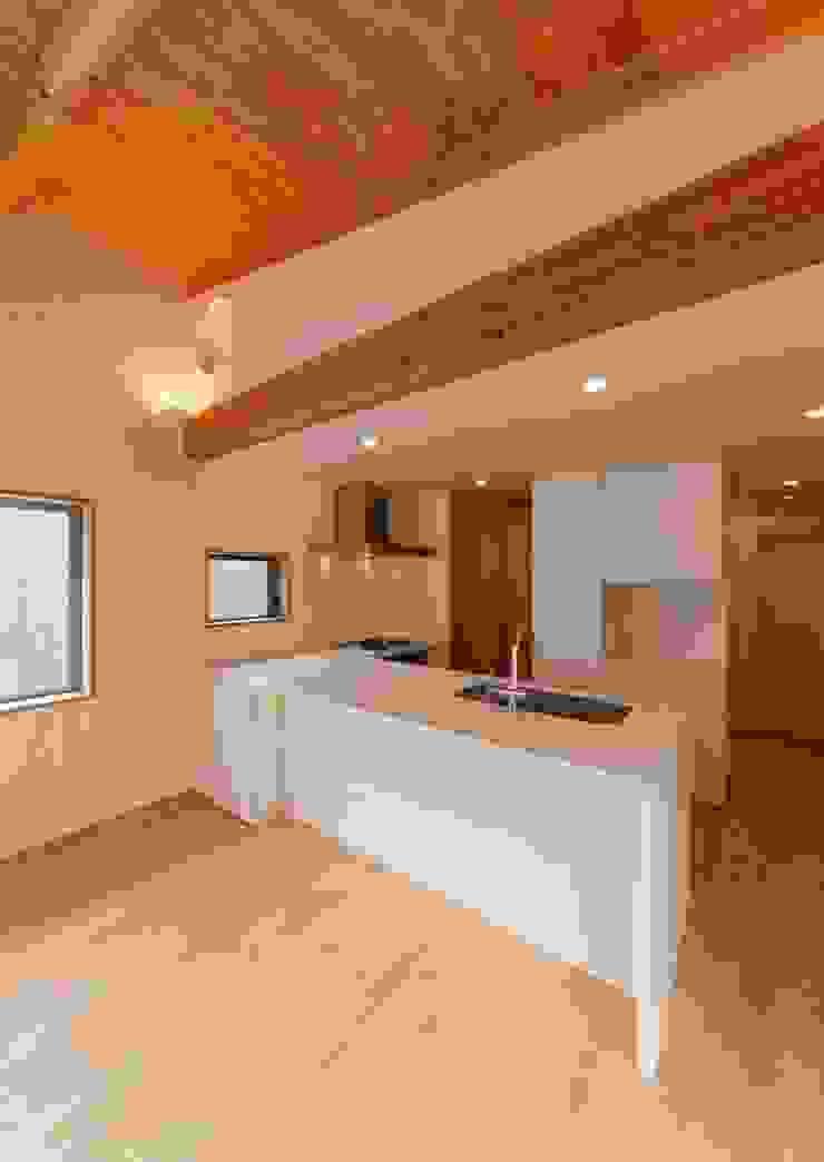 キッチン モダンな キッチン の 森建築設計室 モダン