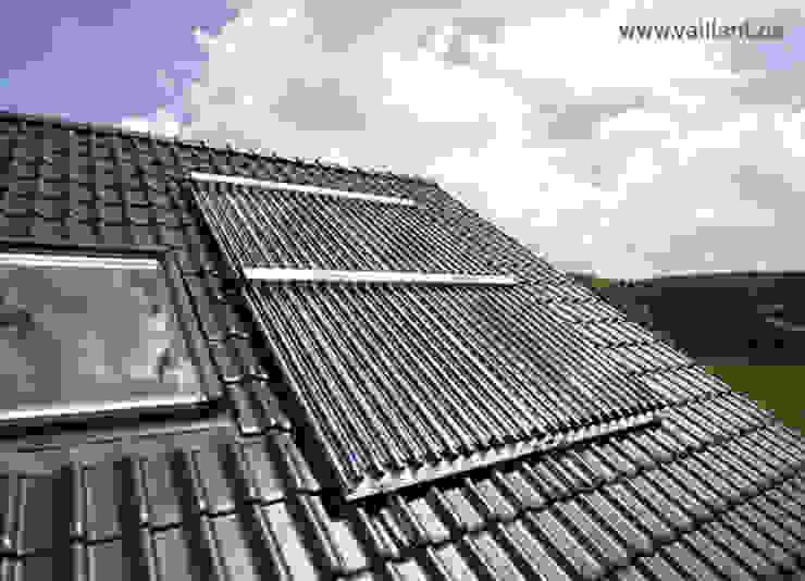 Solartechnik Moderne Häuser von Hesselbach GmbH Modern