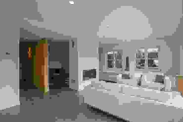 Sterrebeek Moderne woonkamers van TOTAALPROJECT Modern