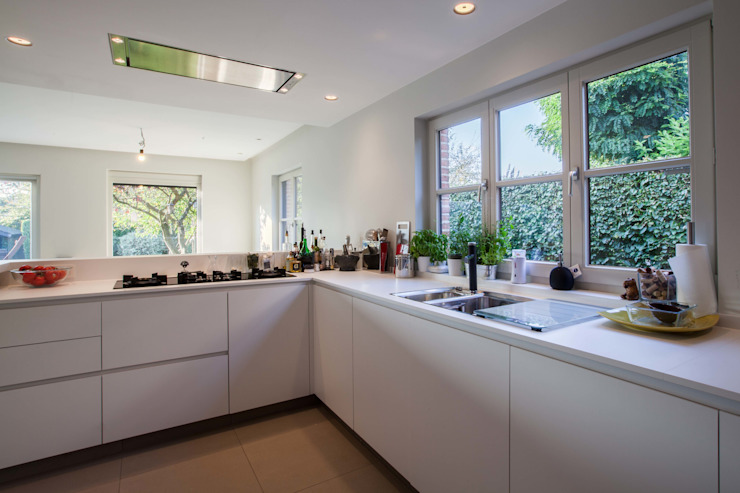 Sterrebeek Moderne keukens van TOTAALPROJECT Modern