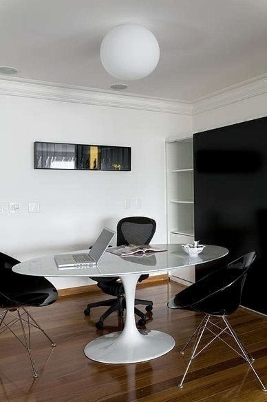 STUDIO CAMILA VALENTINI Modern study/office
