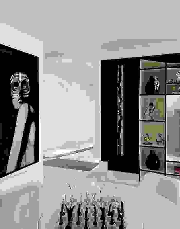 STUDIO CAMILA VALENTINI Modern dining room